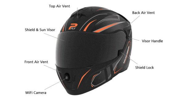 Smart Helmet Solution