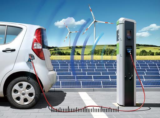 Smart charging pile development plan Solution